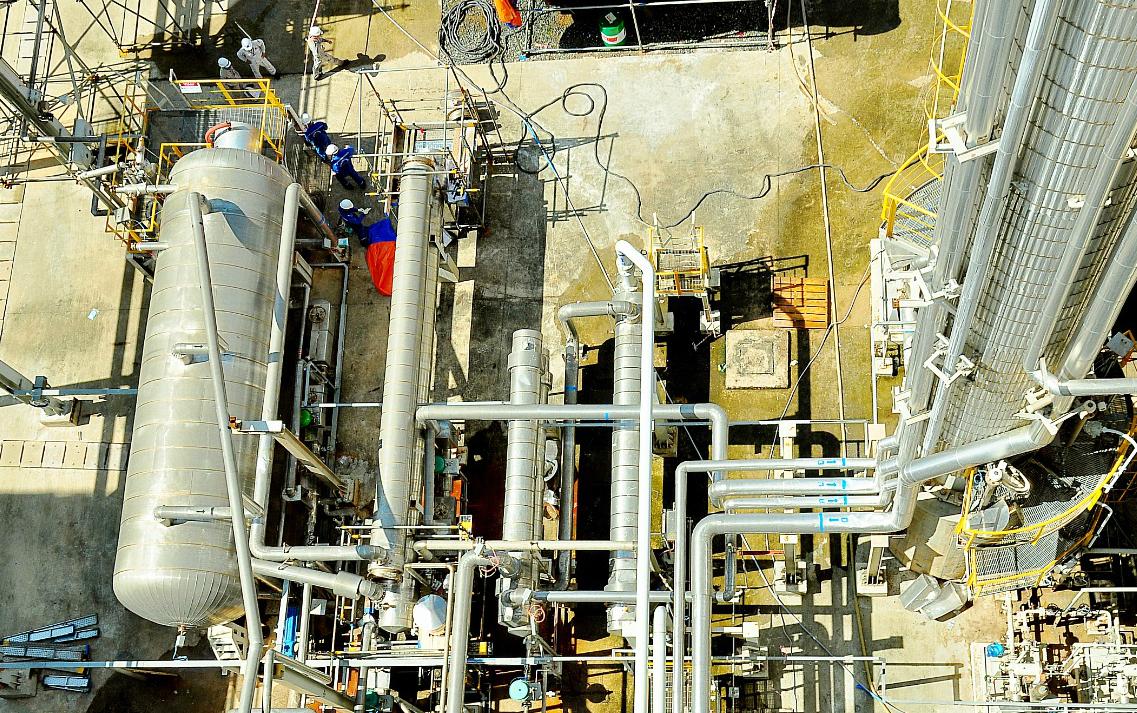 Công ty Cổ phần Bảo dưỡng và Sửa chữa Công trình Dầu khí tuyển dụng 30 Công nhân giàn giáo